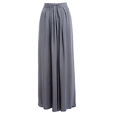 Buy Ghost Poet Wide Leg Trousers, Charcoal Online at johnlewis.com