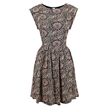 Buy Louche Aurora Japan Dress, Navy Online at johnlewis.com