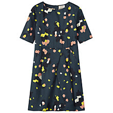 Buy Toast Print Dress, Deep Teal Online at johnlewis.com
