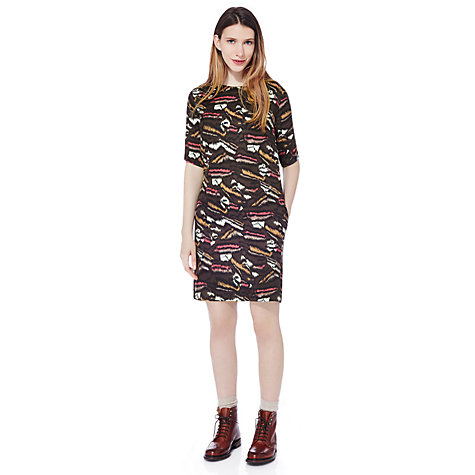 Buy Toast Ida Print Dress, Multi Online at johnlewis.com