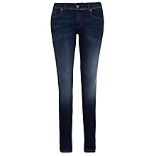 "Buy Salsa Collette Jeans, 32"", Navy Online at johnlewis.com"