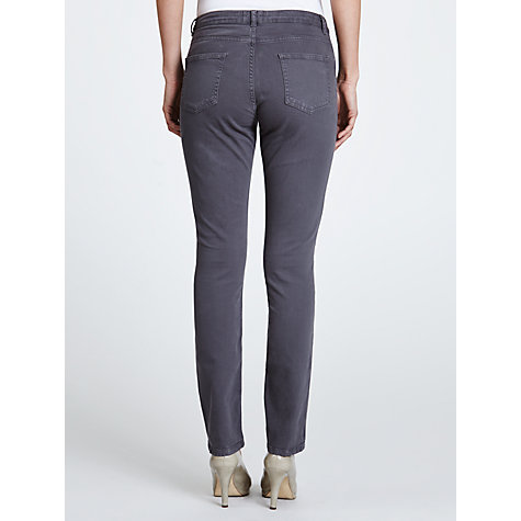 Buy Ghost Willow Jeans, Dark Charcoal Online at johnlewis.com