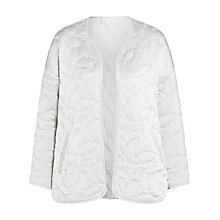 Buy Ghost Hero Kimono Jacket, Silver Online at johnlewis.com