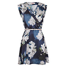 Buy Louche Orchid Dress, Navy Online at johnlewis.com
