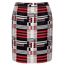 Buy BOSS Maluka Skirt, Multi Online at johnlewis.com