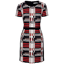 Buy BOSS Hesandra Dress, Multi Online at johnlewis.com