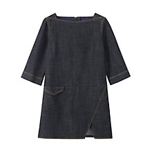Buy Toast Indigo Denim Dress, Indigo Online at johnlewis.com
