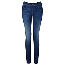 Buy Salsa Collette Jeans, Mid Wash Online at johnlewis.com