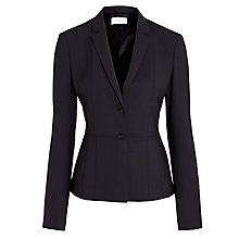 Buy BOSS Blazer Jacket, Black Online at johnlewis.com