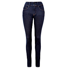 Buy Salsa Secret Push-In Skinny Jeans, Indigo Online at johnlewis.com