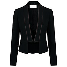 Buy BOSS Jianiva Jacket, Black Online at johnlewis.com