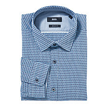 Buy BOSS Lorenzo Fine Stripe Shirt Online at johnlewis.com