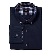 Buy BOSS Leonardo 3 Modern Essential Shirt Online at johnlewis.com