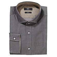 Buy BOSS Mason_4 Slim Fit Shirt Online at johnlewis.com