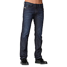 Buy Diesel Darron Tapered Jeans Online at johnlewis.com