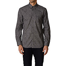 Buy Diesel S-Judyk Floral Shirt, Grey Online at johnlewis.com