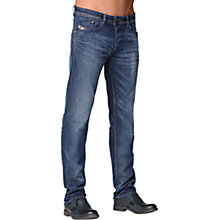 Buy Diesel Darron Slim Fit Tapered Jeans Online at johnlewis.com