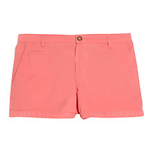 Buy Mango Cotton Chino Shorts Online at johnlewis.com