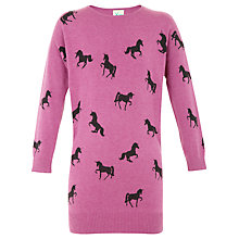 Buy Yumi Girl Unicorn Dress Online at johnlewis.com