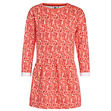 Buy Kin by John Lewis Girls' Ant Farm Dress, Orange Online at johnlewis.com