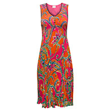 Buy East Festival Bubble Dress, Mandarin Online at johnlewis.com
