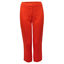 Buy East Capri Linen Trousers Online at johnlewis.com