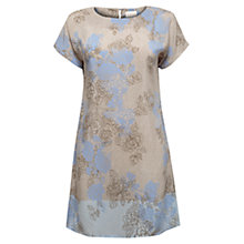 Buy East Agnes Print Tunic, Stone Online at johnlewis.com