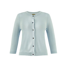 Buy Jigsaw Spun Silk Cardigan Online at johnlewis.com