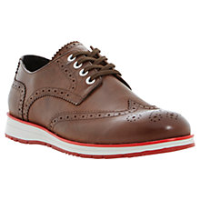 Buy Bertie Boombox Leather Brogue Shoes Online at johnlewis.com