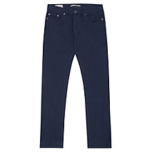 Buy Reiss Montreal Slim Fit Jeans, Blue Online at johnlewis.com