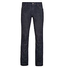 Buy BOSS Delaware Slim Jeans, Blue Online at johnlewis.com