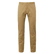 Buy BOSS Crigan Chino Trousers Online at johnlewis.com