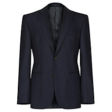 Buy Reiss Airforce Two Button Classic Blazer, Indigo Online at johnlewis.com