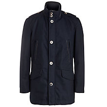 Buy BOSS Cossam Jacket, Black Online at johnlewis.com