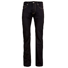 Buy BOSS Maine1 Jeans, Dark Blue Online at johnlewis.com