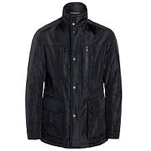Buy BOSS Cubenz 3 Jacket, Black Online at johnlewis.com