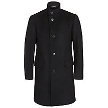 Buy BOSS Sintrax Wool Blend Coat Online at johnlewis.com