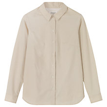 Buy Toast Mini Spot Shirt, Antique White Online at johnlewis.com