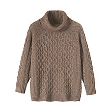 Buy Toast Agi Sweater, Natural Online at johnlewis.com