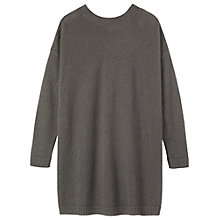 Buy Toast Madli Sweater, Warm Grey Online at johnlewis.com