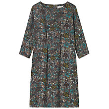 Buy Toast Annik Dress, Dove Grey Online at johnlewis.com