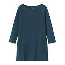 Buy Toast Roya Dress, Navy Online at johnlewis.com