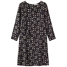 Buy Toast Sovia Print Dress, Black Multi Online at johnlewis.com