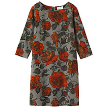 Buy Toast Nora Floral Dress, Multi Online at johnlewis.com