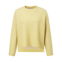Buy Paul & Joe Sister Sibelius Jumper, Yellow Online at johnlewis.com