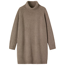 Buy Toast Agi Knitted Dress, Natural Online at johnlewis.com
