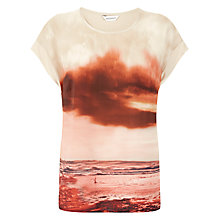 Buy Windsmoor Sunset Top, Coral Online at johnlewis.com