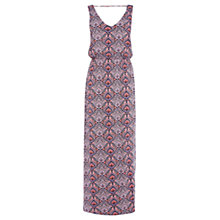 Buy Warehouse Paisley Print Maxi Dress, Multi Online at johnlewis.com