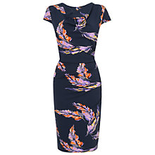 Buy Phase Eight Fay Feathers Dress, Multi Online at johnlewis.com
