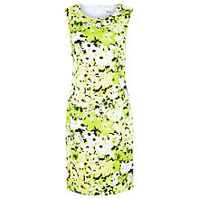 Buy Precis Petite Citrus Floral Dress, Multi Light Online at johnlewis.com